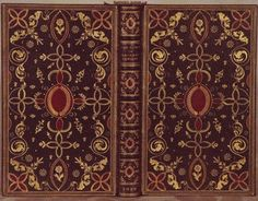 by Stephen J. Gertz   A binding that declares, Good Grieve!; an American binding that finally shows up amidst all the Anglos; a binding roma...