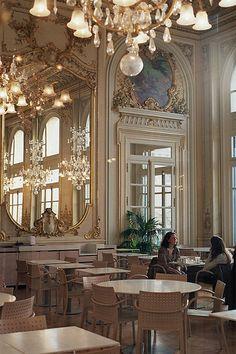 fond memories... Livy loved the food here. (Saint Germain des Pres, Musée d'Orsay, Restaurant)