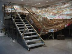La vida no imita al arte: Phoebe Washburn: Topografías escultóricas, espectá...