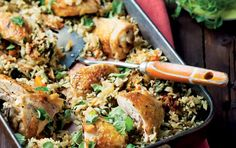 Looking for a quick dinner or a delicious dessert? Search through our vast range of Pick n Pay recipes and get cooking like a pro. Parboiled Rice, One Pot Chicken, Meat Chickens, Recipe Search, Fried Rice, Baking Recipes, Delicious Desserts, Seafood, Dishes