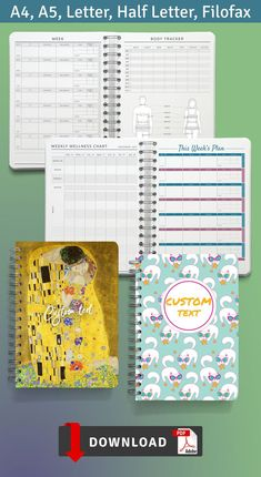 This collection of Fitness Inserts for personal use at office or home. Plan your days, weeks and months in a lightweight, clean manner. Staying organized makes for a calmer soul. Budget Sheet Template, Meal Planner Template, Goals Planner, Fitness Planner, Body Measurement Tracker, Workout Plan Template, Budget Sheets, Weekly Workout Plans, Health Routine