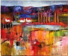 Landscapes - Dalene Meiring