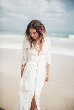 Spell & The Gypsy Collective: Bridal Collection 2016 - Wedshed Gypsy Wedding, Bohemian Wedding Dresses, Gypsy Spells, Bikini Poses, Before Wedding, Bridal Collection, Bellisima, Bridal Gowns, Marie