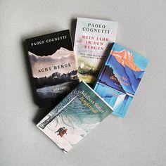 """#bergbücher  . . Auf in die Berge! Kommt ihr mit? Im Herbst ist es so schön in den Bergen und da ich es gerade selbst nicht in die Höhe schaffe lese ich mich einfach dahin. Im Bild seht ihr drei Bergbücher die ich schon gelesen habe und """"Bergkristall"""" von Adalbert Stifter möchte ich mir als nächstes vornehmen. Das war ein Geschenk von der lieben @ussemblage.  . . Zeigt eure Bücher rund um Berge Bergsteigen Wandern das Leben in den Bergen unter dem Hashtag #bergbücher dann teile ich sie in… Cover, Books, Instagram, Mountain Living, Word Reading, Simple, Mountaineering, Literature, Hiking"""