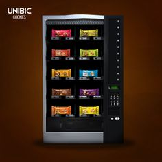If you were in front of a Unibic vending machine, which pack would you pick?