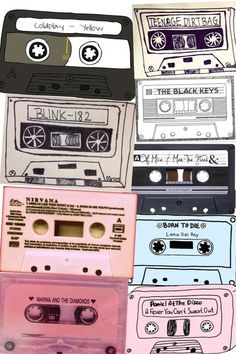 RIP Cassette Tapes