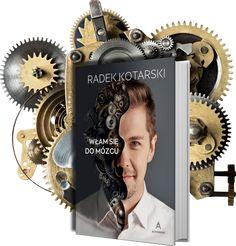 Włam się do mózgu - książka Radka Kotarskiego z Polimatów Cursed Child Book, Harry Potter, Cover, Books, Livros, Libros, Livres, Book, Blankets