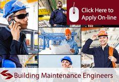 building maintenance engineers liability insurance