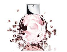 Emporio Armani Diamonds Rose Giorgio Armani perfume - a fragrance for women 2013 Rose Perfume, Perfume Ad, Perfume Bottles, Emporio Armani, Giorgio Armani, Armani Parfum, New Fragrances, Christmas Bulbs, Fragrance