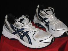 Men's Asics Gel Tech Walker Neo 2 #Running Sneakers Shoes Sz 9.5 Athletic #ASICS #AthleticSneakers