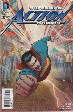 Superman - Action Comics Vol. Under the Skin - Comics by comiXology Superman Comic, Superman Action Comics, Superman Figure, Superman Stuff, Superman And Lois Lane, Superman Family, Smallville, Comic Book Covers, Comic Books