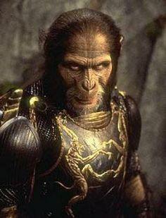 Planet of the Apes 2001 | EL PLANETA DE LOS SIMIOS (PLANET OF THE APES, 2001) de Tim Burton
