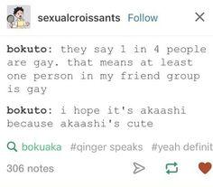 - Bokuto x Akaashi Bokuto X Akaashi, Kageyama X Hinata, Daisuga, Bokuaka, Iwaoi, Haikyuu Funny, Haikyuu Ships, Haikyuu Anime, Funny Picture Quotes