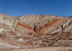 Rainbow Basin- San Bernardino County, California