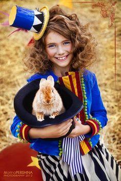 CIRCUS  Photographer - Marina Pershina  MUAH - Looiza Potapova  Kids Fashion Designer -Анастасия Курбатова  Model - Frosia