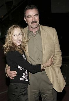 April 20, 2006 Actor Tom Selleck and his wife Jilly Mack attend the CBS Screening of 'Jesse Stone: Death In Paradise' at the Leonard H. Goldenson Theater in North Hollywood, California.