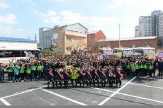 하나님의교회 생명사랑 헌혈릴레이 행사 - 전북도민일보