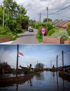 UK storms 2014