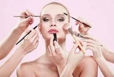 Bronzer-Tipps, Eyeliner-Tipps, Lidschatten-Tipps, Lippenstift-Tipps und Tricks, Make-Up-T . - Make Up Beauty Basic Makeup, How To Apply Makeup, Applying Makeup, Makeup Basics, Makeup Routine, Normal Makeup, Quick Makeup, Simple Makeup, Best Makeup Tips