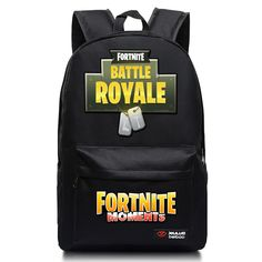 e832d6df43635 New Fortnite bookbag Battle Royale Backpack boys girls 2018