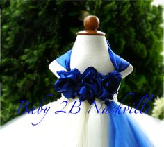 Starry Night Royal Blue Wedding Finds by Allison McCall on Etsy