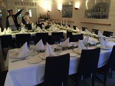 Her jobber vi !!! Tregde Marina Restaurant