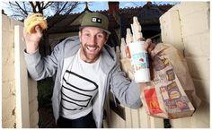 #Marketing Polémica entrega a domicilio de @McDonald`s en Australia: la obesidad directa a casa