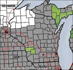 US National Severe Weather Alerts Map WeatherBugcom Stories - Us weather alerts map