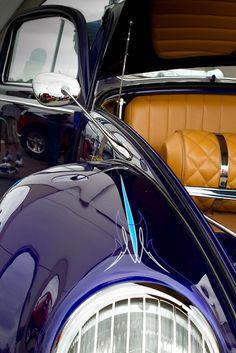 Bug Show Paluza | Custom Volkswagon beetle. Deep blue paint,… | Flickr