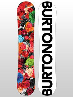 Burton are a huge evil corporation - but they have some cool graphics