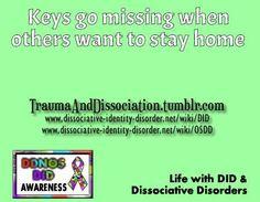 286 Best Dissociative Identity Disorder (DID) Multiple