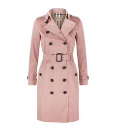 BURBERRY The Sandringham Mid-Length Trench Coat. #burberry #cloth #
