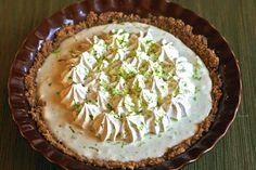 Our Cinco de Mayo dessert - Margarita Pie Yummy Treats, Sweet Treats, Yummy Food, Margarita Pie, Superbowl Desserts, Tasty Kitchen, Graham Cracker Crumbs, Cupcake Cakes, Cupcakes