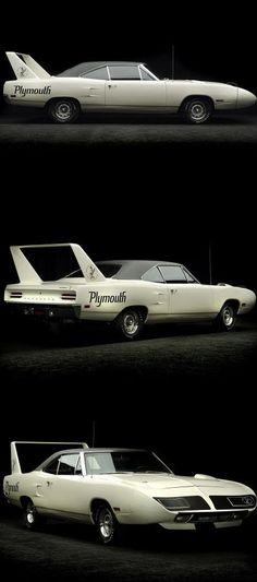 1970 Plymouth Superbird.