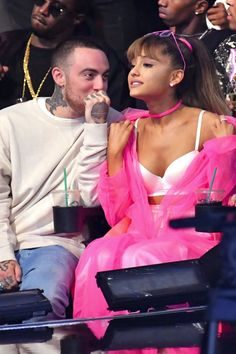 Mac Miller on His Evolving Relationship With Ariana Grande