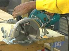Power Tool Institute Circular Saw Safety - YouTube