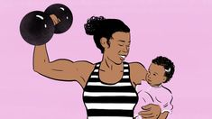Single Mom By Choice: A Great Option for 'Strong-Ass Bitches'