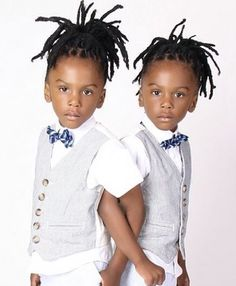 They are too cute! Dreads