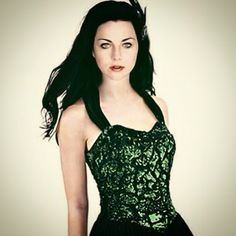 Amy in green My Immortal, Amy Lee Evanescence, Alice Liddell, Heavy Metal Music, Stevie Ray, Colin O'donoghue, Claire Holt, Jennifer Morrison, Hayley Williams