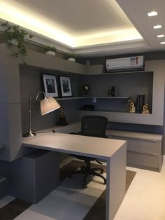 Corporate Office Decorating Ideas is completely important for your home. Whether you pick the Modern Office Design Home or Corporate Office Design Executive, you will make the best Modern Office Design Home for your own life. Office Cabin Design, Small Office Design, Office Furniture Design, Office Interior Design, Office Interiors, Office Designs, Furniture Buyers, Studio Interior, Cafe Interior