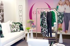 A behind the scenes look at the Talbots and O, The Oprah Magazine capsule collection. From bright hues to preppy patterns.