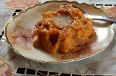 "Low Carb ""Sweet Potato Mash"""