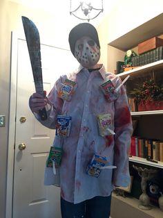 Cereal killer costume halloween costume pinterest cereal jason the cereal killer scary costumeshalloween ccuart Choice Image