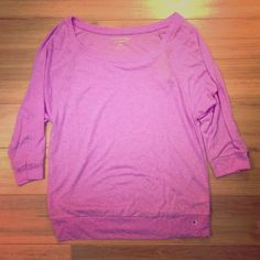 Light lavender/pink top NWT light lavender/pink American Eagle top. American Eagle Outfitters Tops