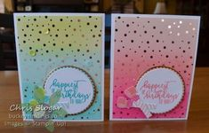 """My first reminder is this...our exclusive Sale-a-bration free products and stamp sets will only be available for a few more days. Sale-a-bration ends on March 31. Many choices have been added to the original offerings -please visit the online storeto see them all in one place. The card I am showing today uses the beautiful Springtime Foils, a package of twelve 12"""" x 12"""" sheets can be chosen for free with a $50 order. I used sponge brayers to add Bermuda Bay, Pool Party and Lemo..."""