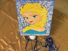 Elsa Frozen Piñata