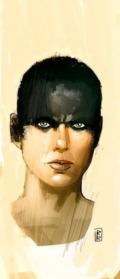 Mad Max: Fury Road - Furiosa by Rod Reis *
