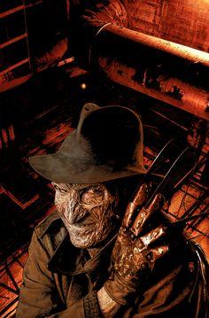 Robert Englund's Freddy Krueger - A Nightmare on Elm Street Series