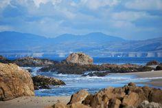 best beach half moon bay ca | Pictures of Pescadero Beach, Half Moon Bay - Attraction Photos ...