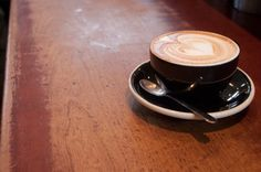 #Cappuccino from Volo #Coffee house in #Philly  - http://www.zerve.com/ChewPhilly/Manayunk